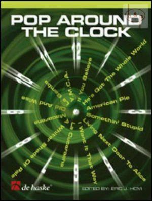Pop Around the Clock (Trumpet) (Bk-Cd) (Campbell)