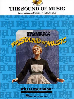 The Sound of Music for Tenor Saxophone (Bk-Cd)