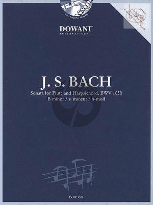 Sonate h-moll BWV 1030 (Flute-Bc)