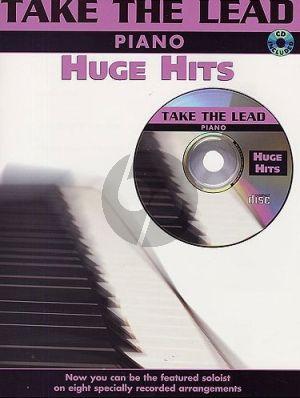 Take the Lead Huge Hits Piano (Bk-Cd)