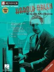 10 Harold Arlen Classics (Jazz Play-Along Series Vol.18)