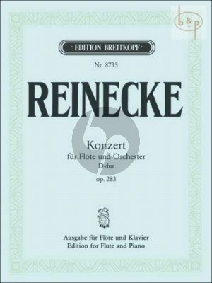 Reinecke Concerto D-major Op.283 (Wiese)