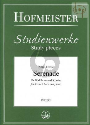 Serenade Op.9 Horn-Piano