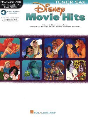 Movie Hits for Tenor Sax (Bk-Audio Access Code)