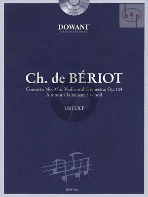 Concerto No.9 a-minor (Violin-Piano)