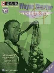 Wayne Shorter (Jazz Play-Along Series Vol.22)