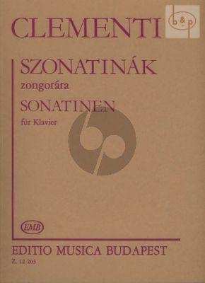 Sonatinas Op.36 and Op.4