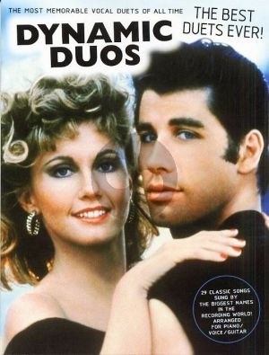 Dynamic Duos: The Best Duets Ever (2 Voices-Piano-Guitar)