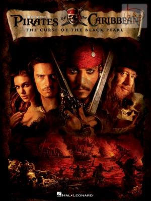 Badelt Pirates of the Caribbean Curse of the Black Pearl