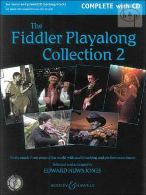 Fiddler Playalong Collection Vol.2