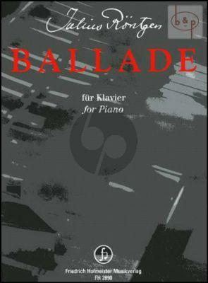 Ballade No.3 e-moll