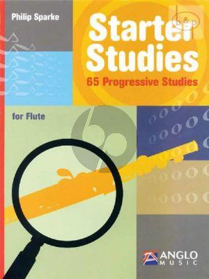 Starter Studies for Flute