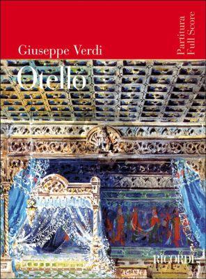 Verdi Otello Full Score