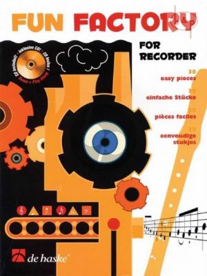 Fun Factory for Recorder (Bk-Cd)
