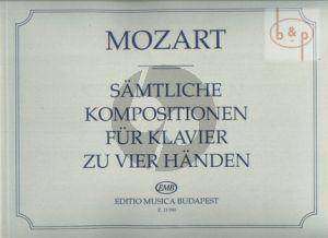 Original Compositions for Piano Duet