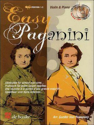 Easy Paganini (Position 1 - 3)
