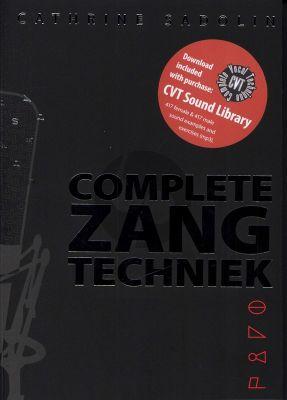 Sadolin Complete Zangtechniek (2013) (Boek met Audio online) (Nederlandse vertaling Ireen Niessen)