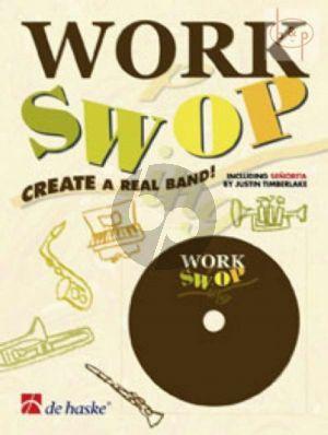 Work Swop (Clarinet) (Bk-Cd)