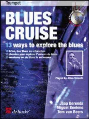 Blues Cruise (Trumpet) (Bk-Cd)