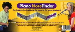 Piano Note Finder