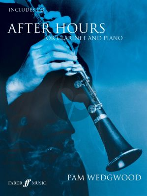 Wedgewood After Hours Clarinet-Piano (Bk-Cd) (Full Performance and Accomp.CD)