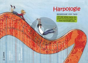 Canton Harpologie Vol.1 Lesmethode voor harp met download