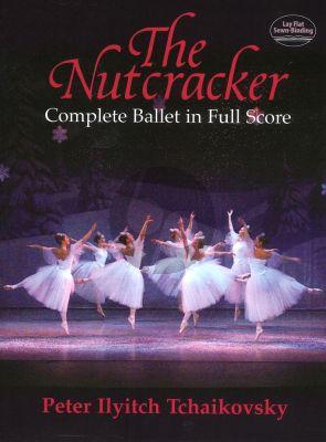 Tchaikovsky Nutcracker Ballet Complete (Score) (Dover)