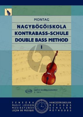 Double Bass Tutor Vol.1
