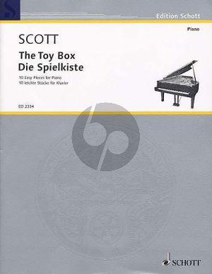 The Toy Box Piano solo