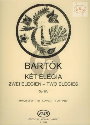 2 Elegies Op.8 /B