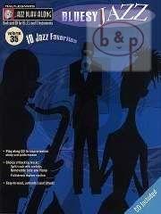 Bluesy Jazz (Jazz Play-Along Series Vol.35)