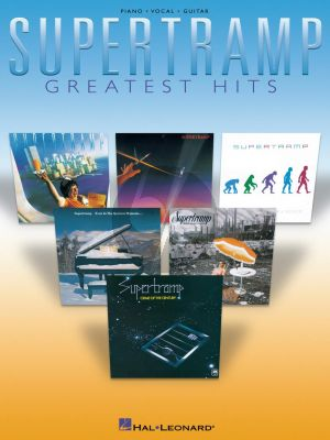 Supertramp - Greatest Hits Piano-Vocal-Guitar