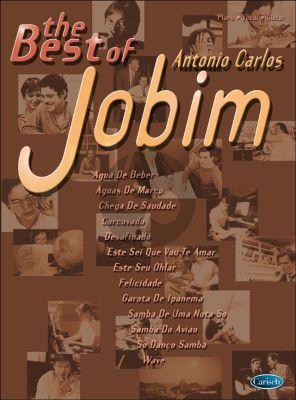 Best of Antonio Carlos Jobim (Piano/Vocal/Guitar)