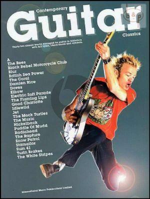 Contemporary Guitar Classics (32 Classic Tracks)