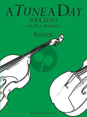 A Tune a Day Vol.1 (Violoncello)
