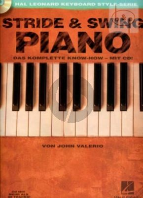 Stride & Swing Piano. Das komplette Know-How