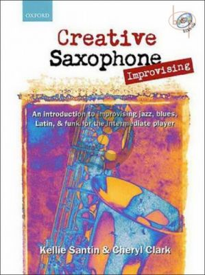 Creative Saxophone Improvising (Bk-Cd)