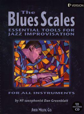 Greenblatt  Blues Scales (Essential Tools for Jazz Improvisation) Eb Instr.