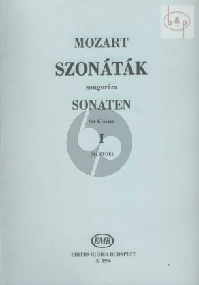 Sonatas Vol.1 Piano
