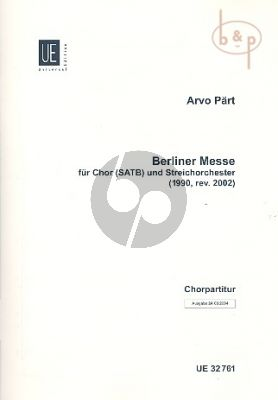 Berliner Messe (rev.2002)