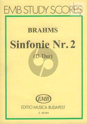 Symphony No.2 D-major Op.73