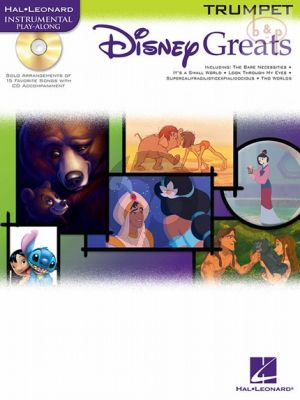 Disney Greats for Trumpet