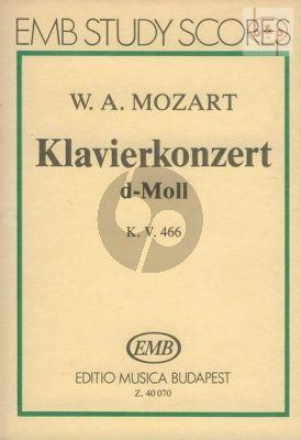 Piano Concerto d-minor KV 466 Piano and Orchestra