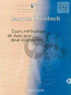 Cours Methodique de Duos Vol.1 Op.49 (6 very Easy Duets)