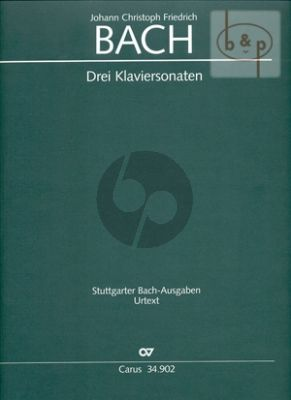 Sonaten Vol.2 Cembalo