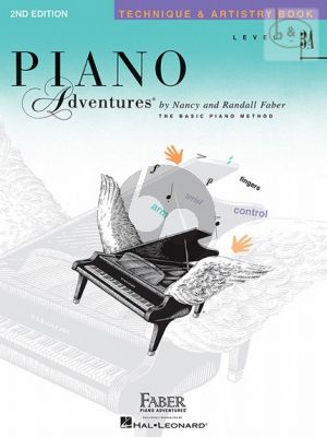 Piano Adventures Technique & Artistry Book Level 3A