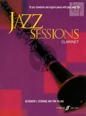 Jazz Sessions for Clarinet
