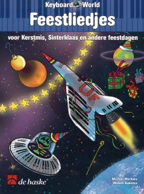 Feestliedjes (Keyboard World) (Kerstmis, Sinterklaas en andere Feestdagen)