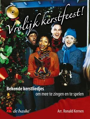 Vrolijk Kerstfeest (Bk-Cd) (Roland Kernen)