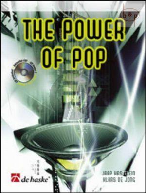 The Power of Pop (Altosaxophone) (Bk-Cd)